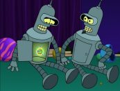 futurama-season-2-11-the-lesser-of-two-evils-bender-vs-flexo-the-atom