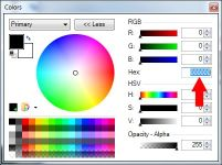 ColorHarmonies.Effect.PDN Colors RGB input