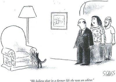 cartoon about editors