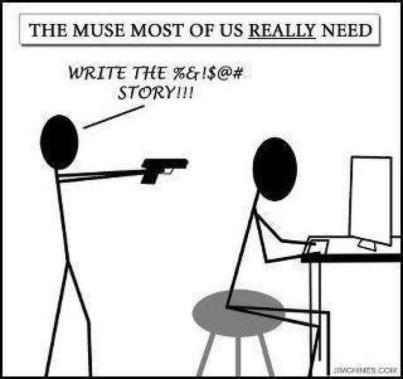 writer muse