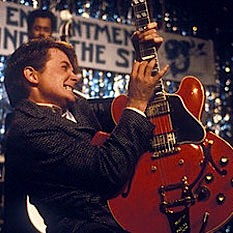 Michael J.  Fox as Marty McFly, Back to the Future
