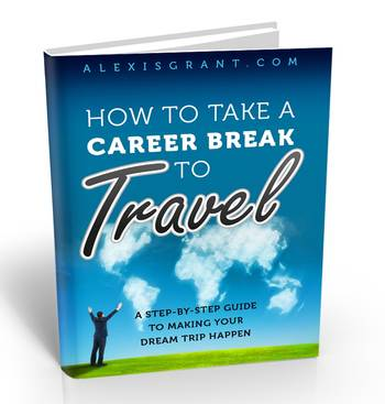 how to take a career break to travel e-book