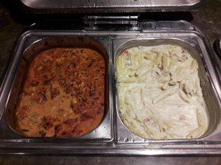 Lasagna, Chicken Pasta