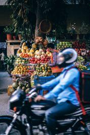 Fruit bazar