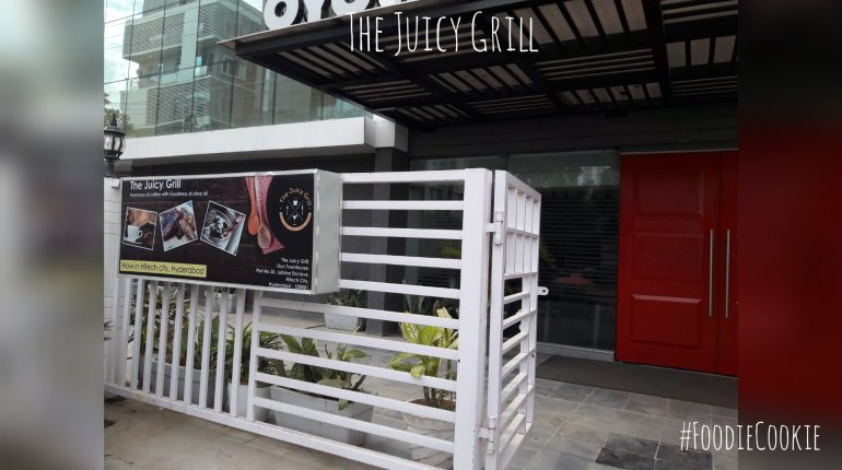 The Juicy Grill, Hyderabad