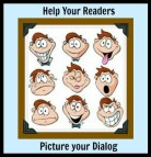 dialog is a literary devise