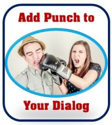 punch to dialog tags
