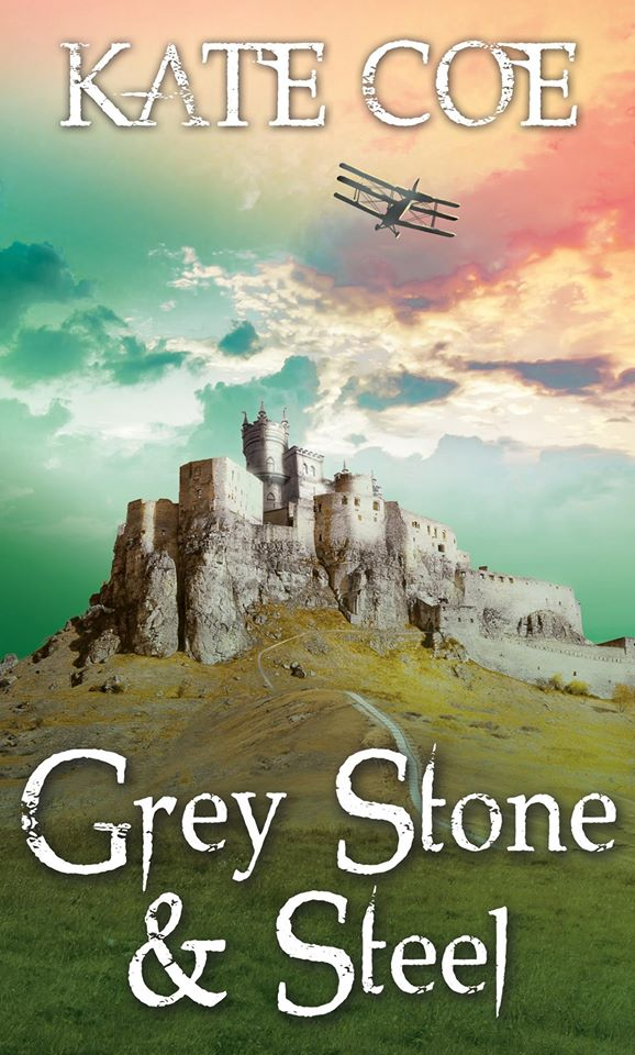 Grey stone and steel cover