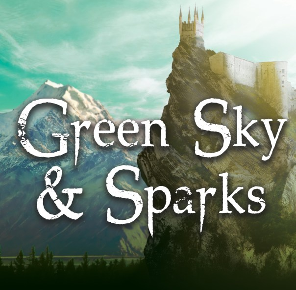 Green Sky and Sparks