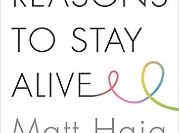 Reasons to stay alive cover
