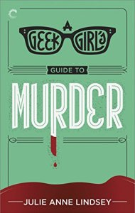 geek girls guide to murder