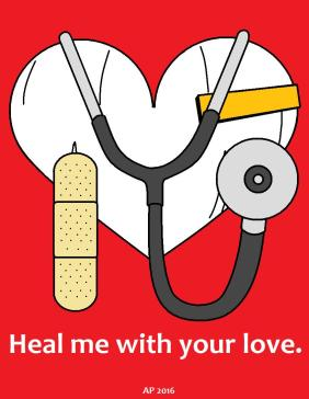 heal with your love