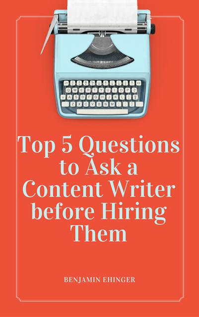 5 questions for content medium