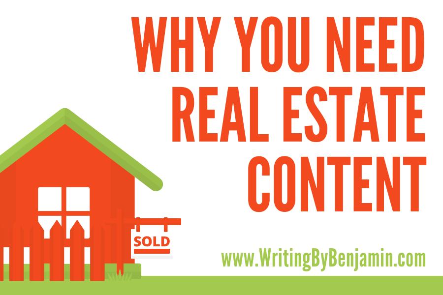 Real Estate Content