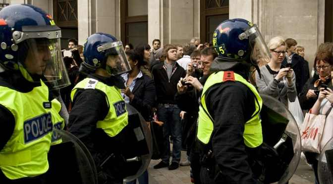 The absurdity of mass repression