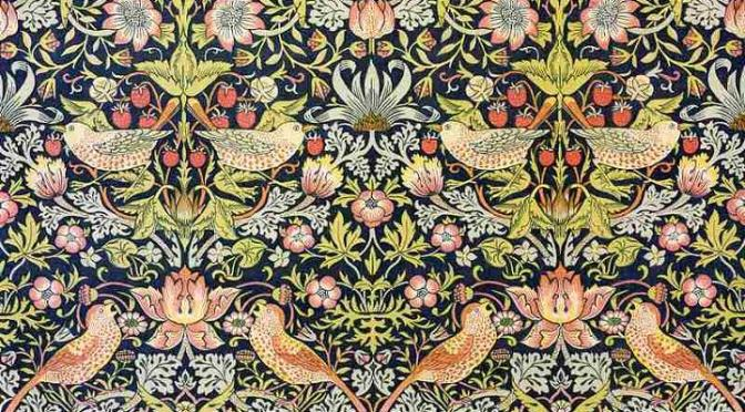 William Morris: Romantic to Revolutionary, Pt. 1