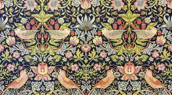 William Morris: Romantic to Revolutionary, Pt. 1