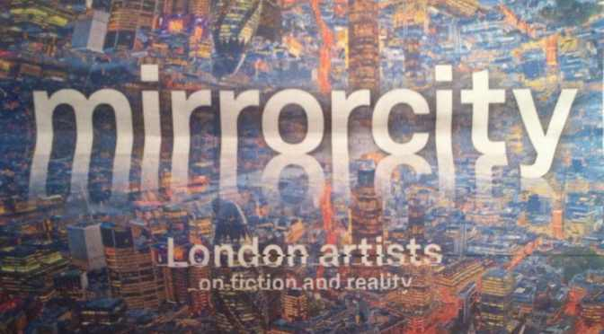 Mirrorcity Exhibit, Hayward Gallery