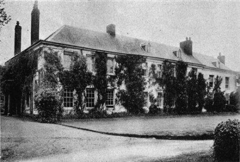 A fine Specimen of a Devonshire Cob House.