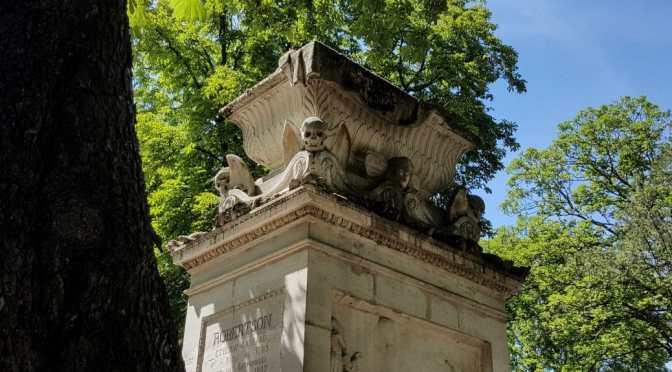 Père Lachaise Cemetery — Aux Morts de la Commune