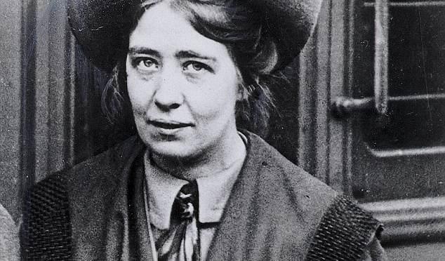 Sylvia Pankhurst on Peckham