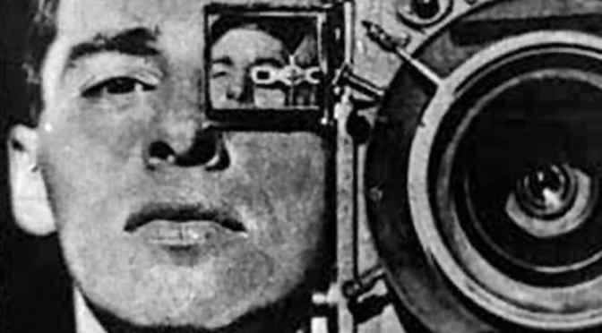 Dziga Vertov's Man With A Movie Camera