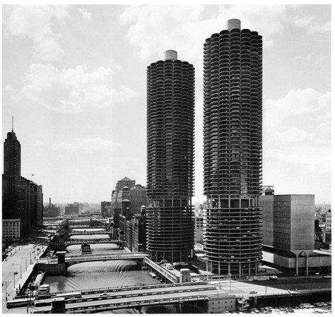 Bertrand Goldberg - Marina City