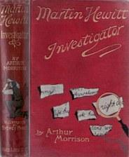 Martin Hewitt, Investigator - Arthur Morrison