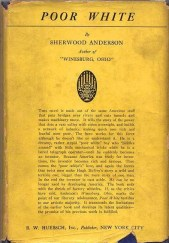 Sherwood Anderson - Poor White