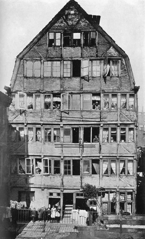 No. 60 Speckstrasse, Hamburg.