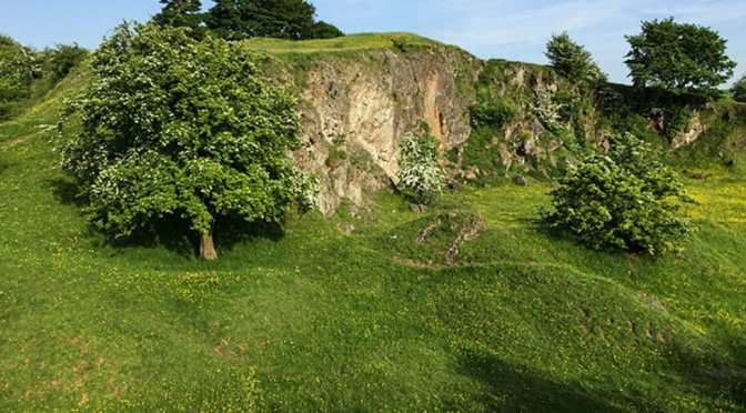 Farm archaeology: barrows, mines and medieval fields