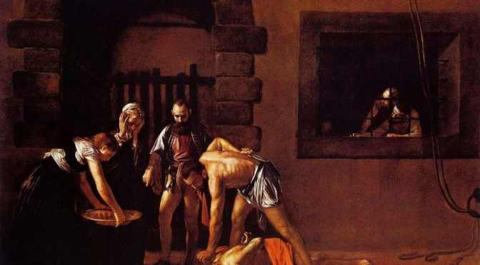 Caravaggio in Malta and Sicily