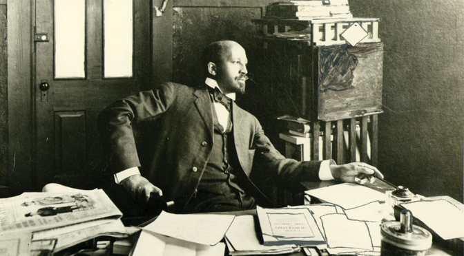 The Scholar Denied: Aldon Morris on W.E.B. Du Bois