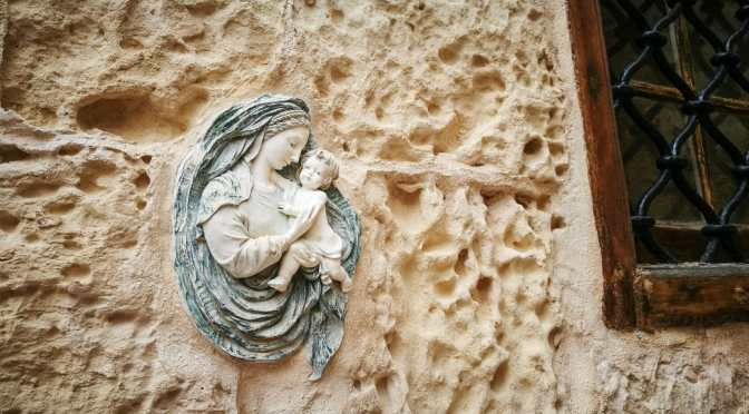 A saint for every house, Malta and Gozo