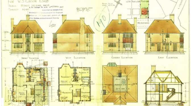 Burnett's A Social History of Housing: Housing the Middle Classes