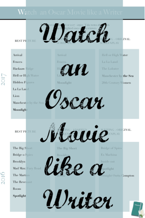 Get a printable with oscar nominations and winners 2016 and 2017 ( best picture, adapted and original screenplay