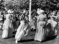 Mitcham Maypole Dancing