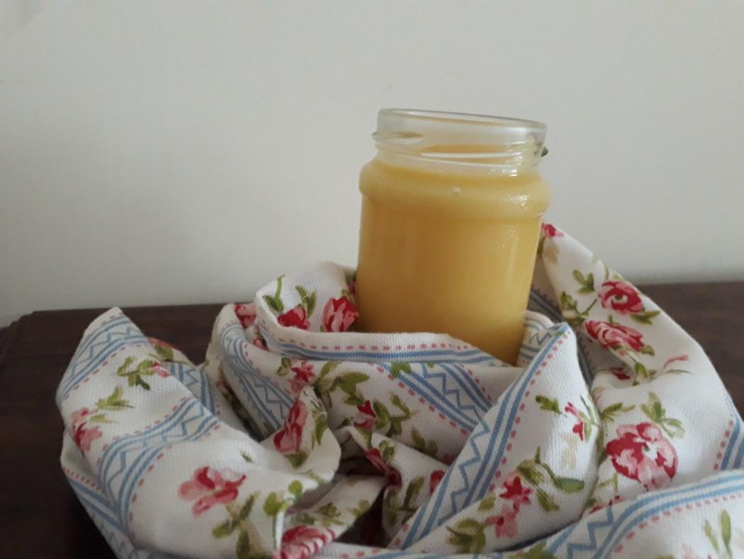 Lemon Curd via WritingInTheKitchen.Com ~ @WritingInTheKitchen