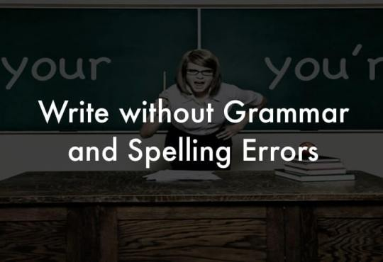 Best way to correct English grammar in WordPress