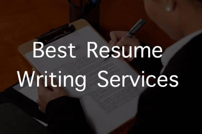 Best Resume Writing Services and Sites in 2018 Top rated resume writing services