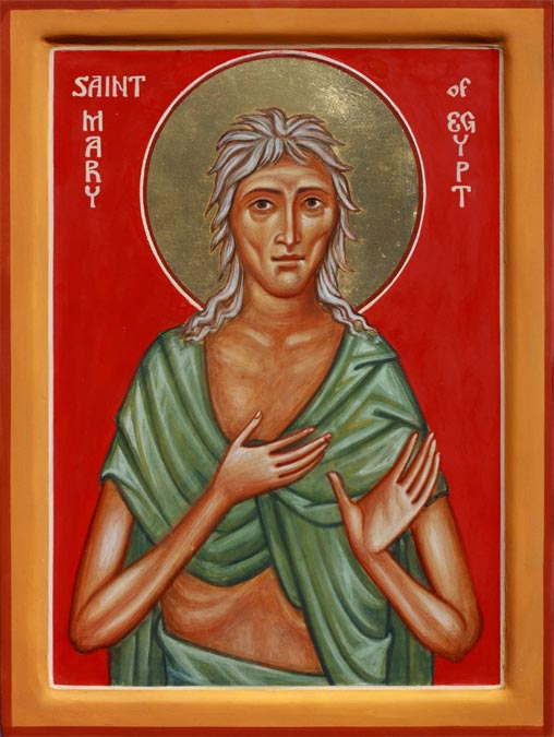 """St. Mary of Egypt and the myth of """"I Could Never"""""""