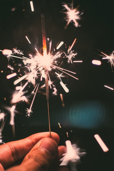 Gather the Sparks | Writing Lynn –– Endless Musings