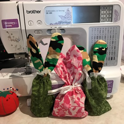 Fun Easter Project – Bunny Bags