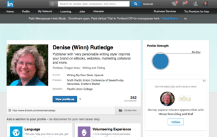 4 Must Do LinkedIn Activities for Non-Fiction Writers
