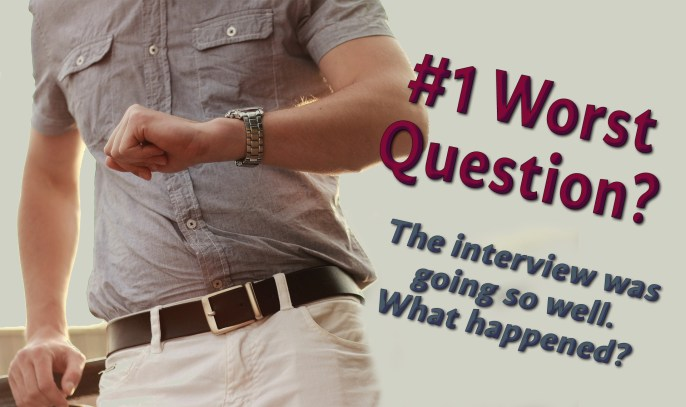 Is There a #1 Worst Question to Ask During an Interview for a Writing Job?