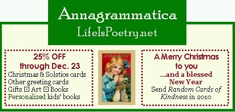 Annagrammatica Sale Ad 25% off