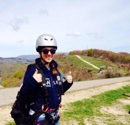 Paragliding? Sure.