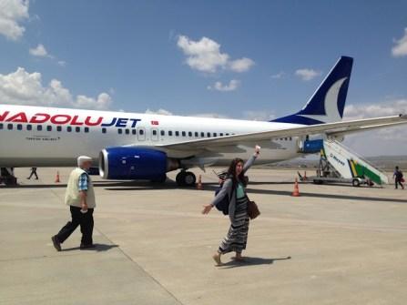 Bye Kapadokya! Merhaba Istanbul!