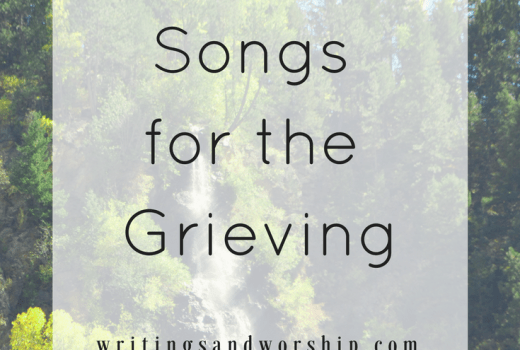 songs for grieving