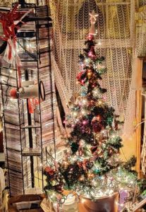 Christmas Tree at the brothers in Birr